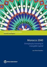Morocco 2040 by Jean-Pierre Chauffour image