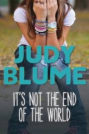 It's Not the End of the World by Judy Blume image