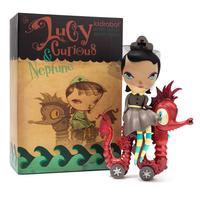 Dark Harbor: Lucy Curious - Vinyl Figure