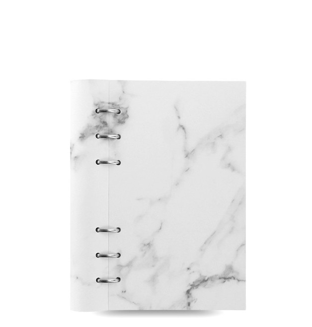 Filofax - Personal Patterns Clipbook - Marble