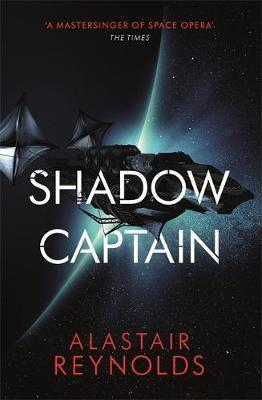 Shadow Captain by Alastair Reynolds image