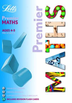 Premier Maths 4-5 by Paul Broadbent image