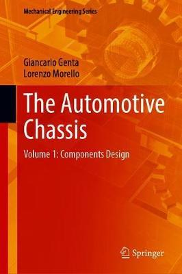 The Automotive Chassis by Giancarlo Genta