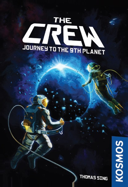 The Crew: The Quest for Planet Nine image