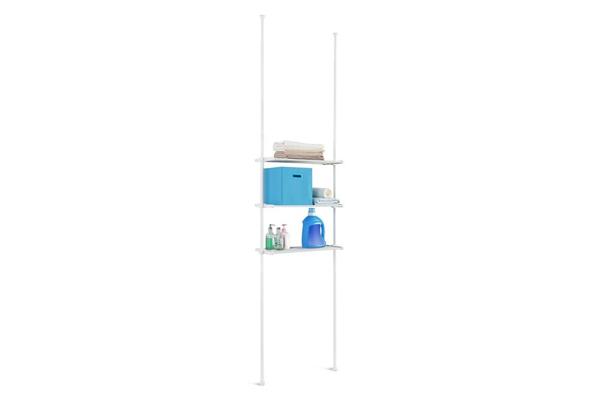 Ovela: Adjustable Telescopic Laundry Shelf image