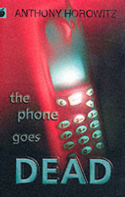The Phone Goes Dead by Anthony Horowitz image