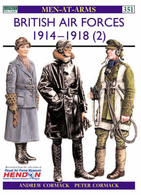 British Air Forces 1914-18: 2 by P. Cormack image
