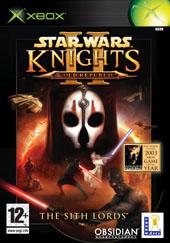 Star Wars: Knights of the Old Republic II: The Sith Lords for Xbox