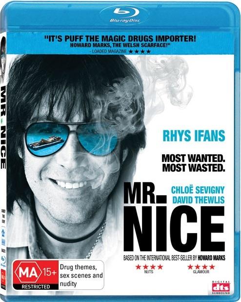 Mr Nice on Blu-ray
