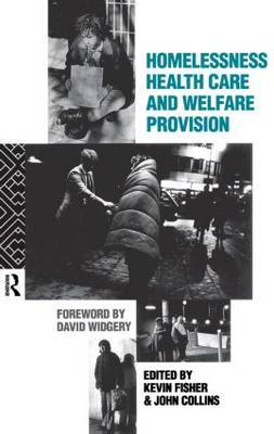 Homelessness, Health Care and Welfare Provision image