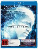 Prometheus on Blu-ray
