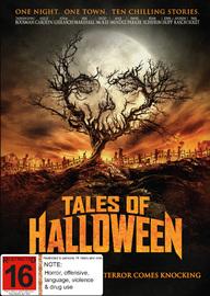 Tales of Halloween on DVD