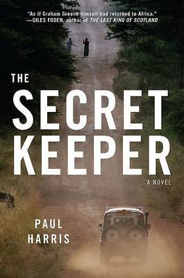 The Secret Keeper by Paul Harris image