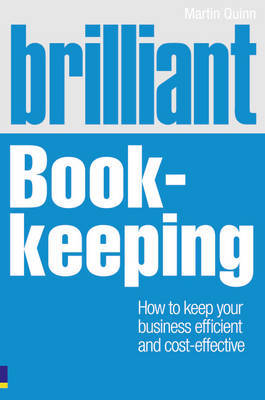 Brilliant Book-keeping by Martin Quinn