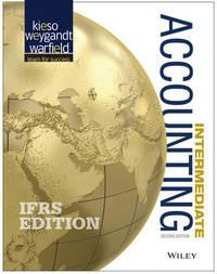 Intermediate Accounting by Donald E. Kieso