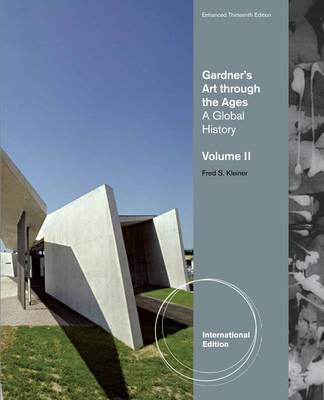 Gardner's Art Through the Ages: Global History, Enhanced Edition, Volume II by Fred Kleiner image