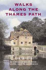 Walks Along the Thames Path by Ron Emmons image