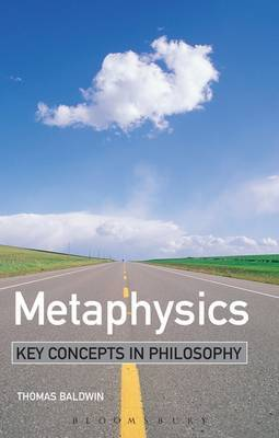 Metaphysics by Thomas Baldwin