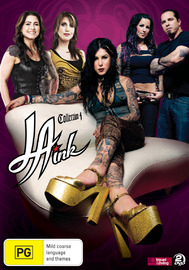 LA Ink - Collection 4 (Discovery Channel) (2 Disc Set) on DVD