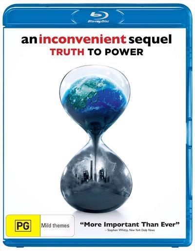 An Inconvenient Sequel: Truth to Power on Blu-ray