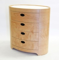 Kaylula Sova: Chest/Change Table - Beech