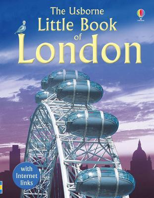 Little Book of London by Rosie Dickins image