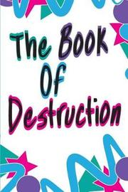 The Book of Destruction by Jess image