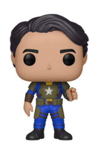 Fallout - Vault Dweller (with Mentats) Pop! Vinyl Figure image