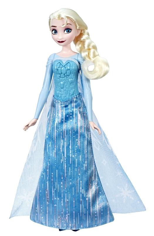 Frozen: Singing Elsa - Fashion Doll