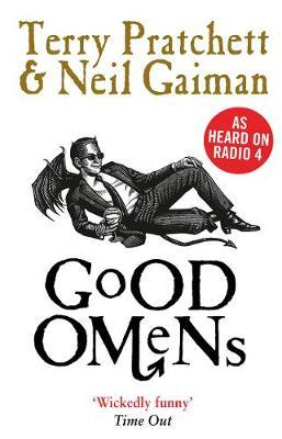 Good Omens | Neil Gaiman Book | Buy Now | at Mighty Ape NZ