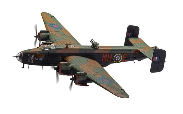 Corgi 1/72 Halifax B.III: 'Expensive Diecast Model