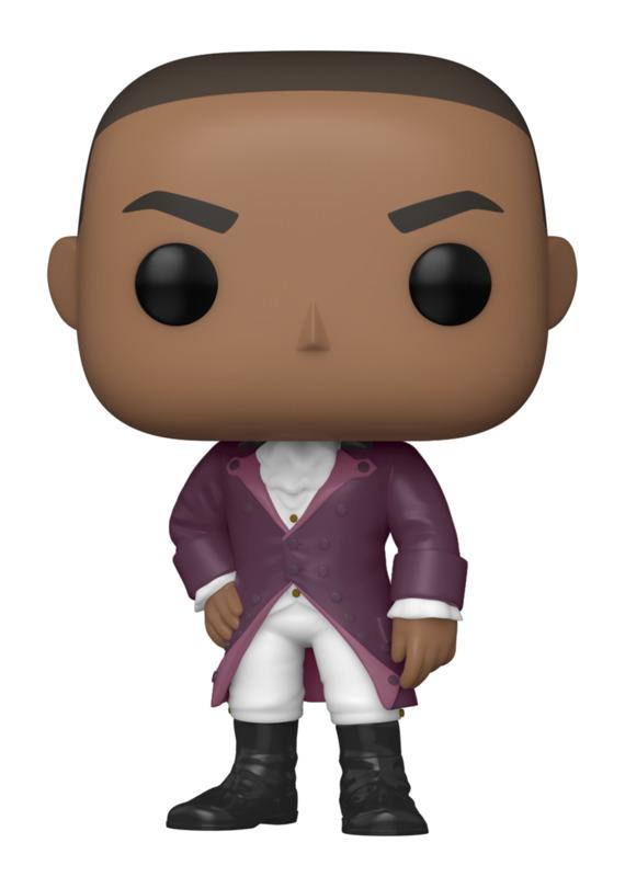 Hamilton: Aaron Burr - Pop! Vinyl Figure