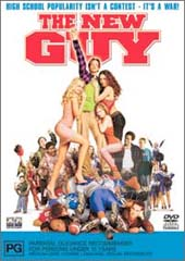 The New Guy on DVD