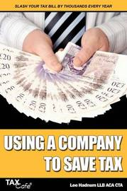 Using a Company to Save Tax by Lee Hadnum image