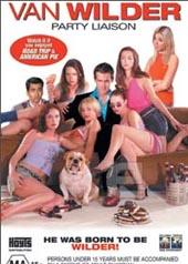 Van Wilder: Party Liason on DVD