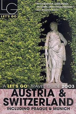 Let's Go Austria and Switzerland 2003 by Let's Go Inc image