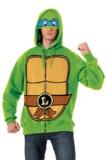 TMNT Leonardo Costume Hoodie (Standard Size)
