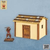 Plast Pre-Cut: Fukei - Country Dwelling 06