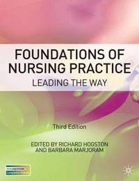 Foundations of Nursing Practice: Leading the Way image