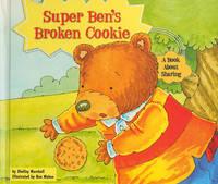 Super Ben's Broken Cookie by Shelley Marshall image