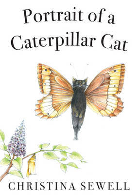 Portrait of a Caterpillar Cat by Christina Sewell