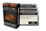 Flames of War: Fog of War - Objective Cards