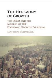 The Hegemony of Growth by Matthias Schmelzer image
