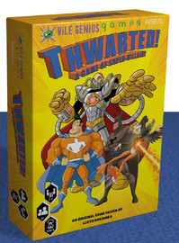 Thwarted - Card Game
