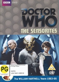 Doctor Who: The Sensorites on DVD