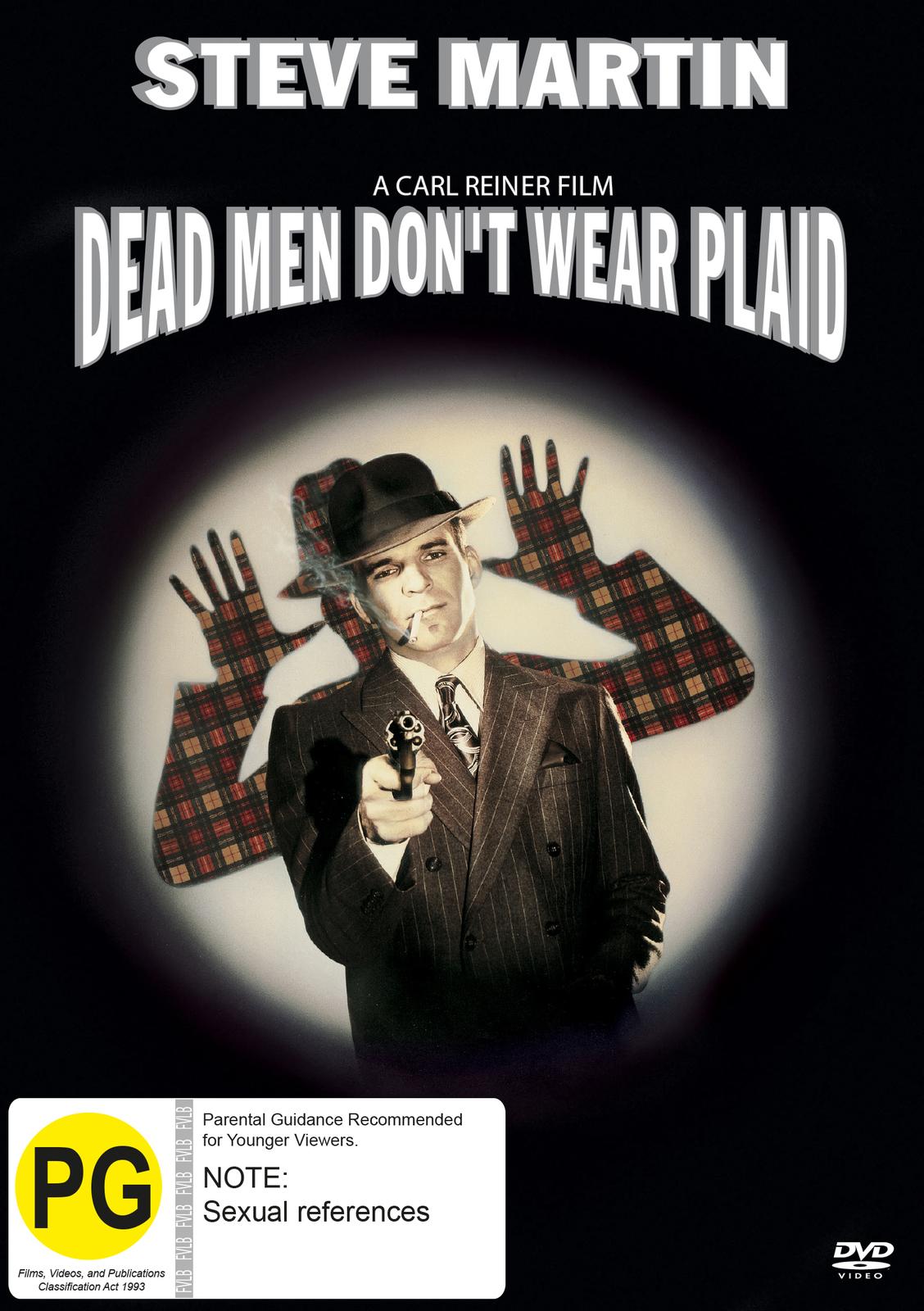 Dead Men Don't Wear Plaid on DVD image