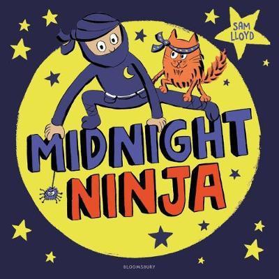 Midnight Ninja by Sam Lloyd image