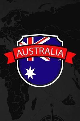 Australia Travel Journal by Diary Publishing image
