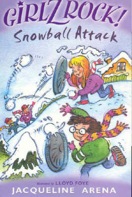 Snowball Attack by Jacqueline Arena image