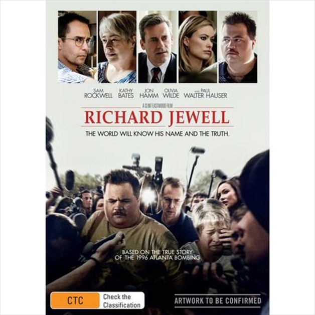 Richard Jewell on DVD